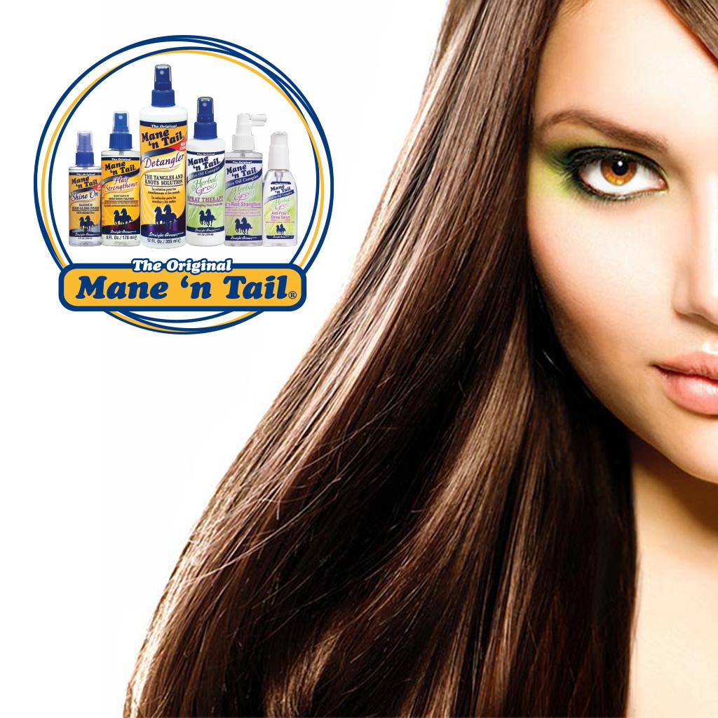 Mane'n Tail Diger Saç Bakim Ürünlerini de Denediniz mi?