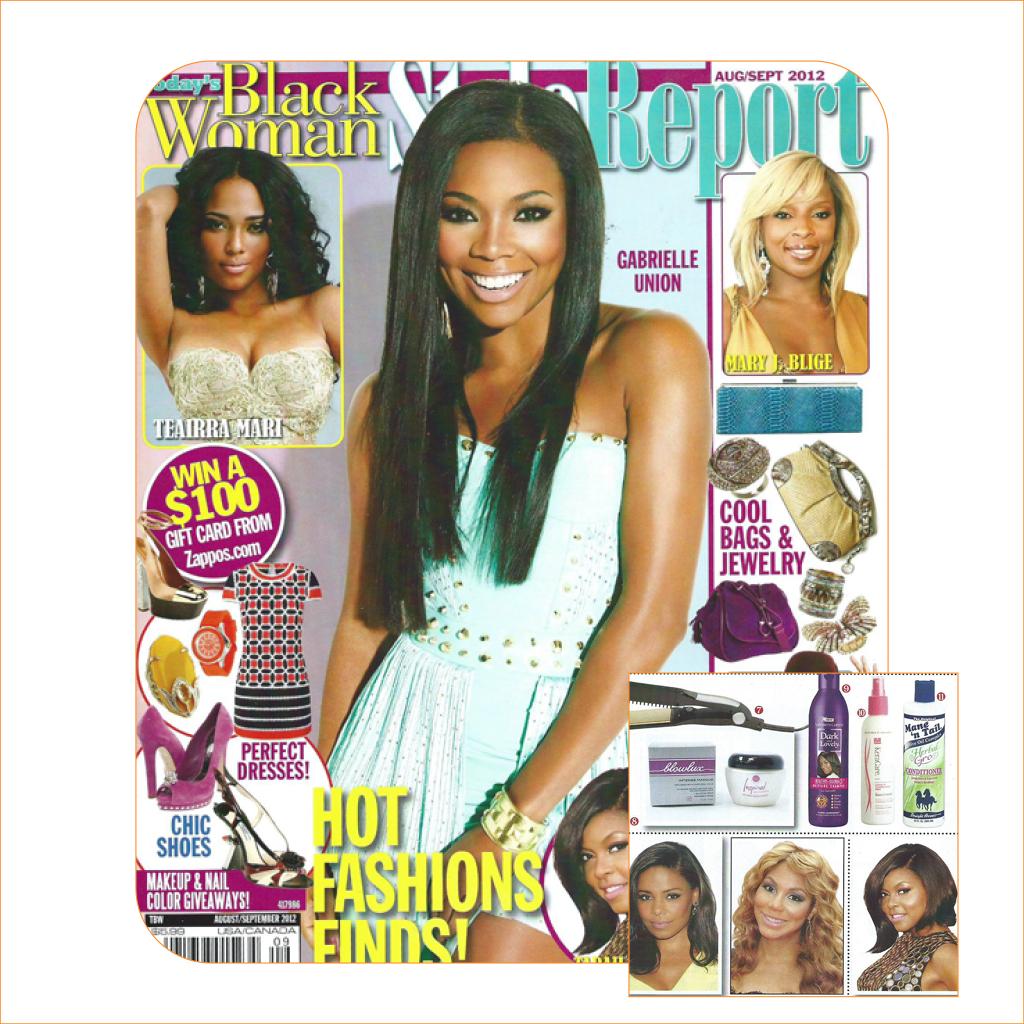 Black Women Style Report